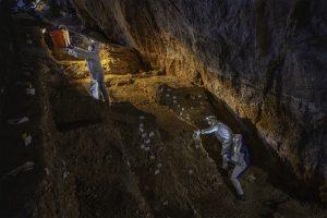 Chiquihuite cave